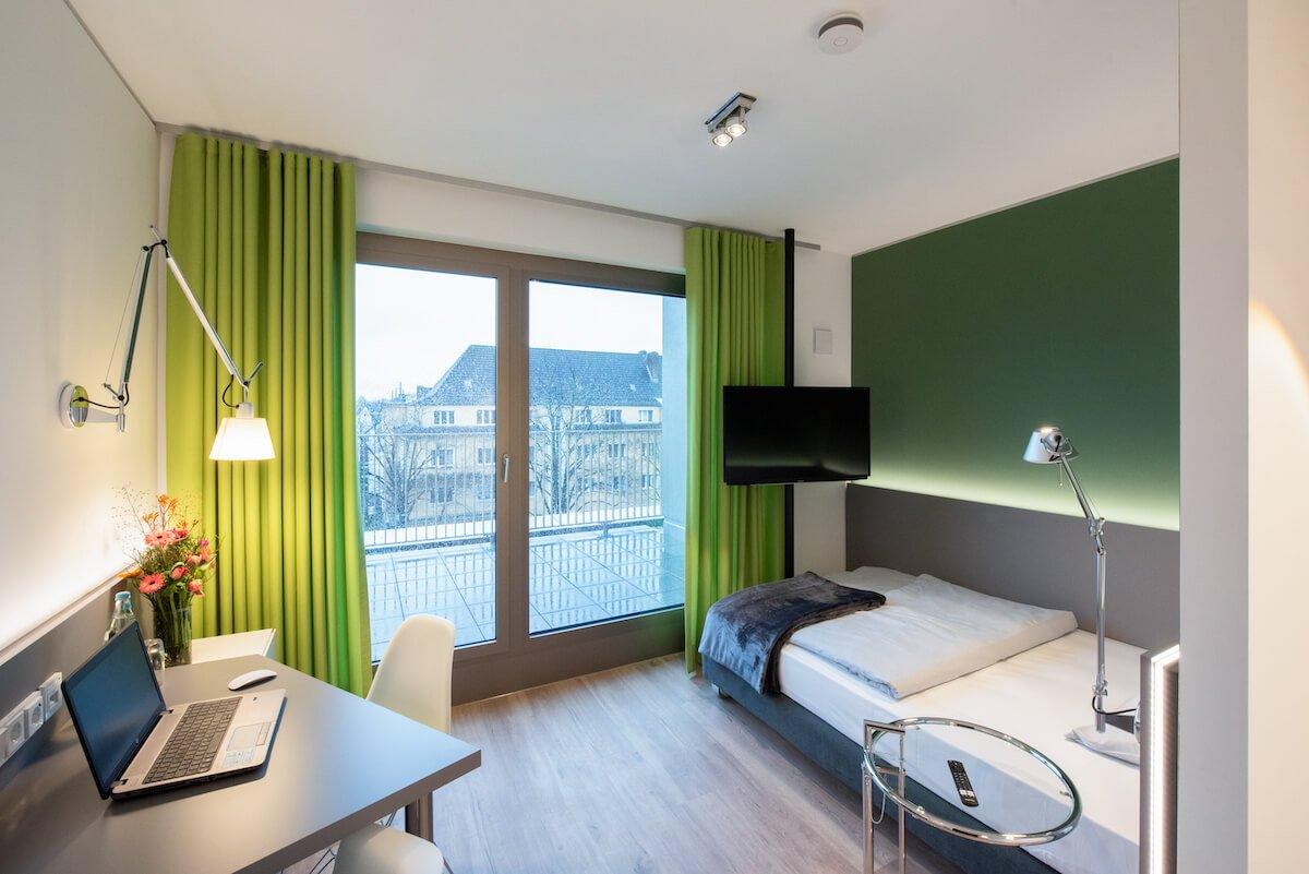 Rooftop Fair Apartment Köln - Design.Apart Köln