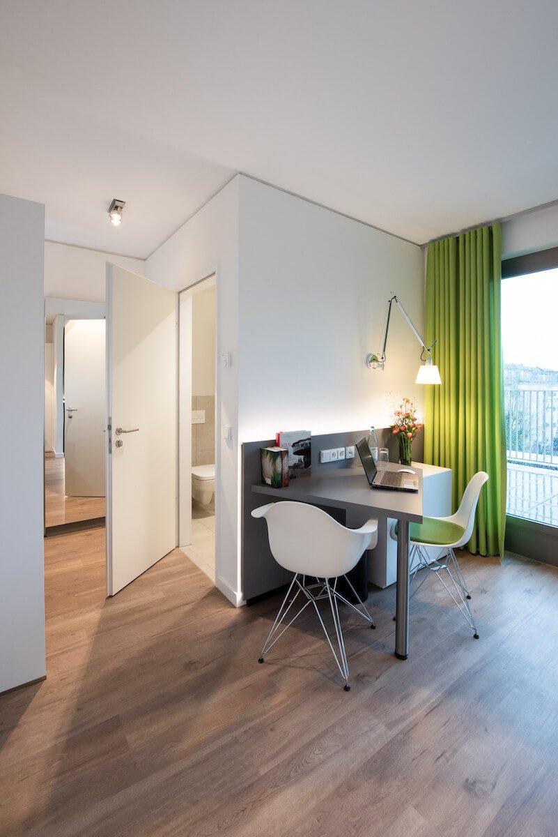Rooftop Fair Apartment in Köln - Design.Apart Köln
