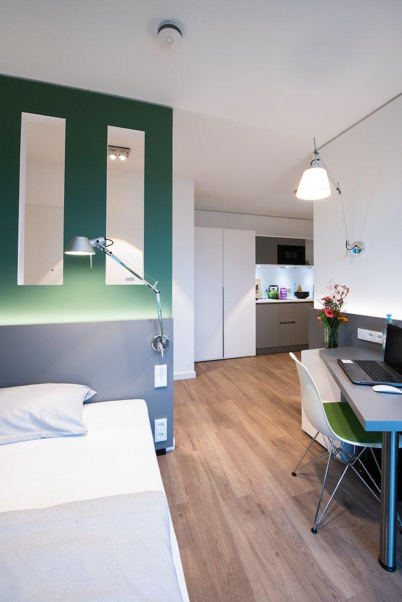 Rooftop Smart Apartment in Köln - Design.Apart Köln