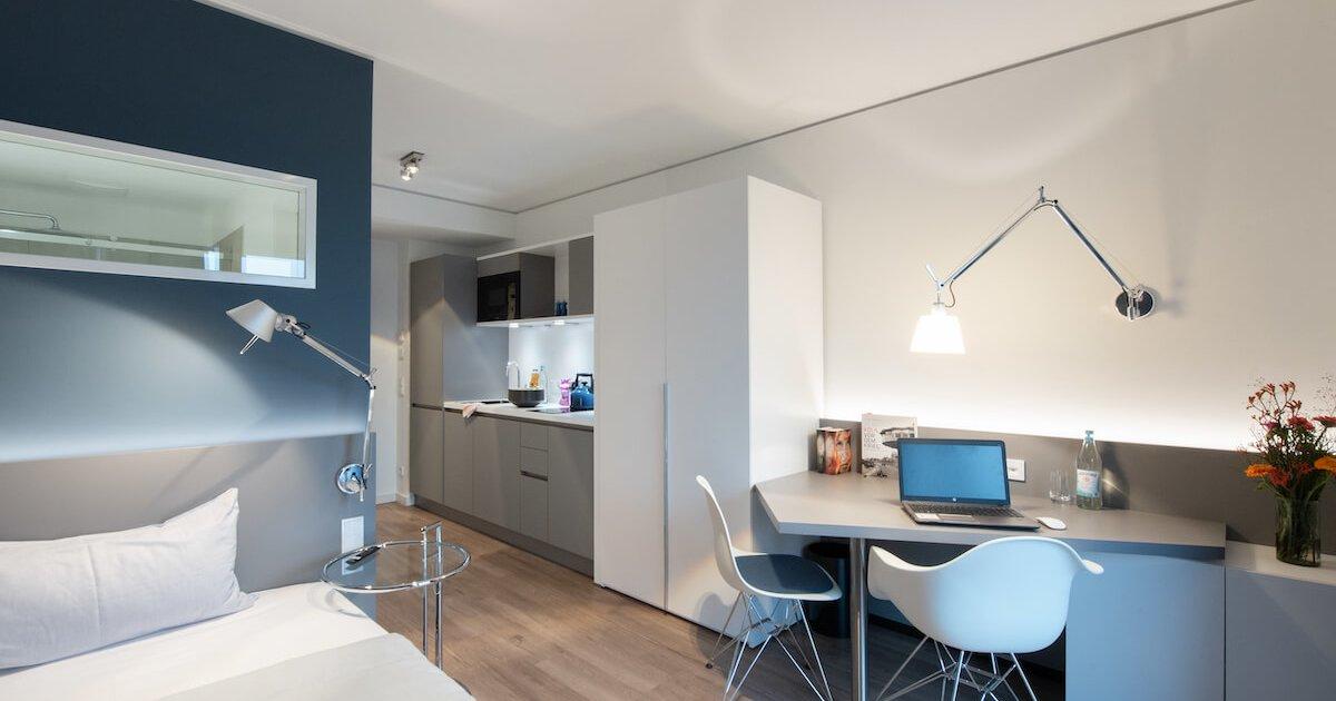 Serviced Apartments in zentraler Lage in Köln - Design.Apart Köln
