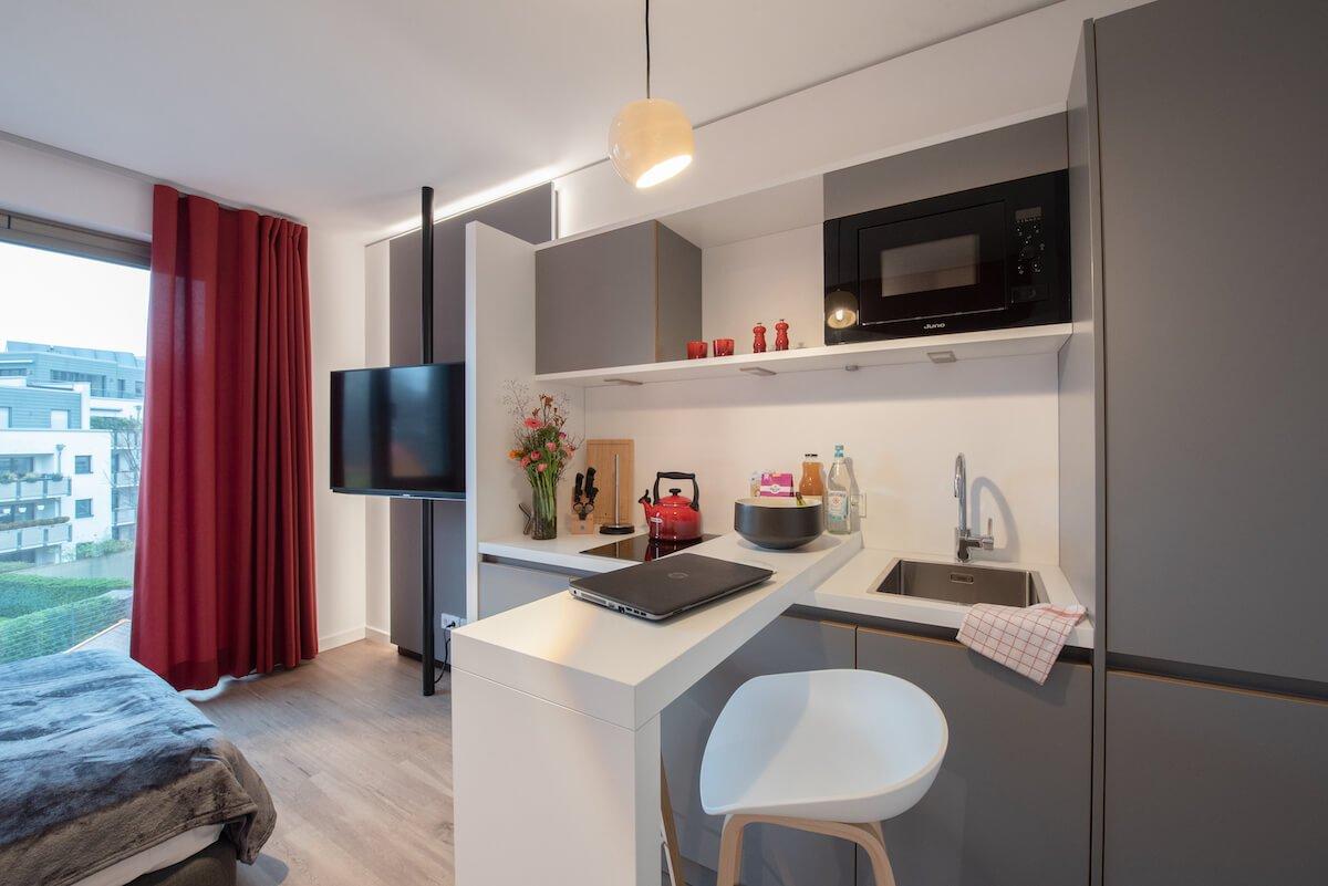 Stay Smart Apartment in Köln - Design.Apart Köln
